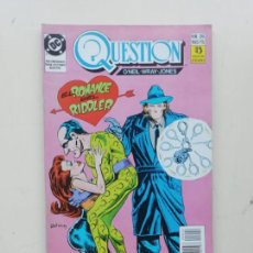 Cómics: QUESTION. Lote 235981870