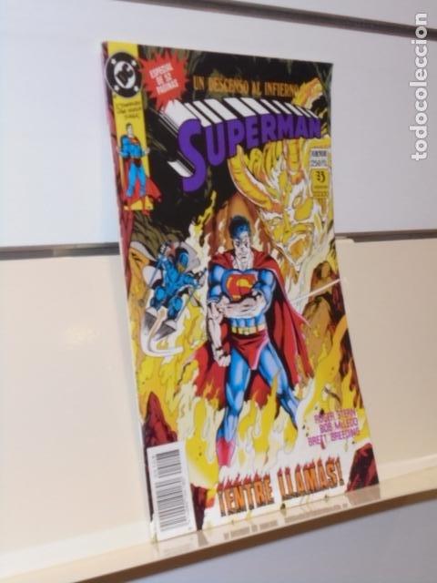 SUPERMAN VOL. 2 Nº 108 - ZINCO (Tebeos y Comics - Zinco - Superman)