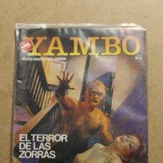 Cómics: YAMBO Nº15. Lote 236189400