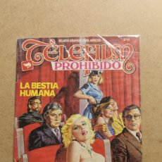 Cómics: TELEFILM PROHIBIDO Nº44. Lote 236194915