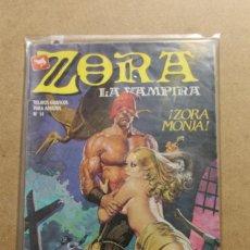 Cómics: ZORA Nº14. Lote 236195335