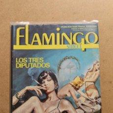 Cómics: FLAMINGO Nº 30. Lote 236196835