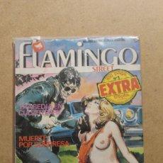 Cómics: FLAMINGO Nº 1 EXTRA. Lote 236197235