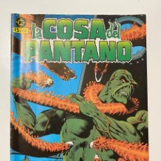 Cómics: LA COSA DEL PANTANO. Nº 6 - ABORDO DE LA NAVE HAVEN. DC. EDICIONES ZINCO. 1985. Lote 236218960