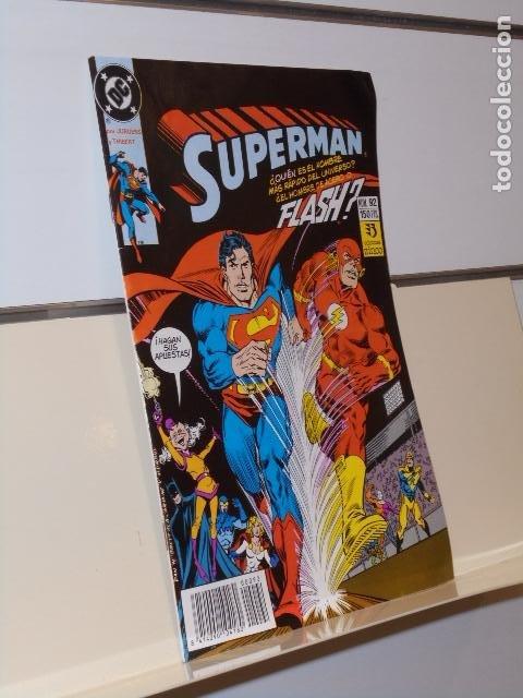 BATMAN VOL. 2 Nº 92 - ZINCO (Tebeos y Comics - Zinco - Superman)