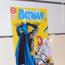 Comics: BATMAN VOL. 2 Nº 72 DC - ZINCO. Lote 236229315