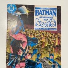 Cómics: BATMAN. Nº 25 - CAPITULO TRES - LAS DIEZ NOCHES DE LA BESTIA. EDICIONES ZINCO. Lote 236231660