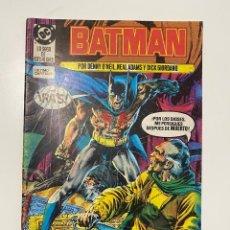 Cómics: BATMAN. Nº 21 - LA SAGA DE RA'S ALGHUL. DC. EDICIONES ZINCO. Lote 236232705