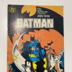Comics: BATMAN. Nº 6 - POR BARR, MCFARLANE Y ALCALA. AÑO DOS. DC. EDICIONES ZINCO. Lote 236233215