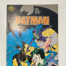 Comics: BATMAN. Nº 8 - POR BARR, DAVID Y NEARY. DC. EDICIONES ZINCO. Lote 236233750