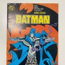 Comics: BATMAN. Nº 5 - POR BARR, MCFARLANE Y ALCALA. AÑO DOS. DC. EDICIONES ZINCO. Lote 236234120