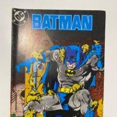 Cómics: BATMAN. Nº 31 - ¡EL SEÑOR DE LAS RATAS! DC. EDICIONES ZINCO. Lote 236235535