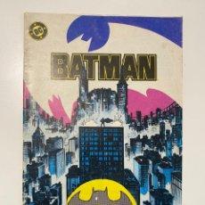 Cómics: BATMAN. Nº 16 - DC. EDICIONES ZINCO. Lote 236235775