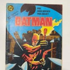 Cómics: BATMAN. Nº 13 - ESPECIAL DE 52 PAGINAS. EDICIONES ZINCO. Lote 236238480