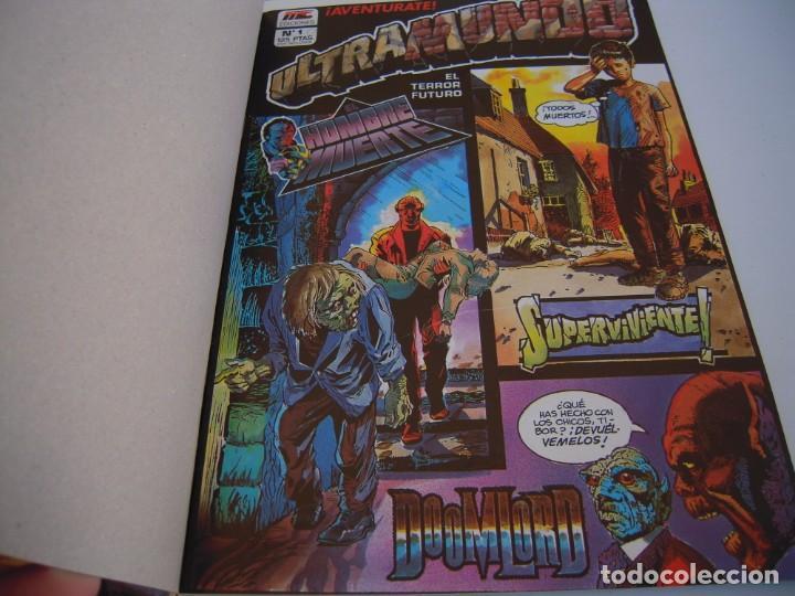 Cómics: ultramundo mc ediciones 2 tomos retapados - Foto 2 - 236337510