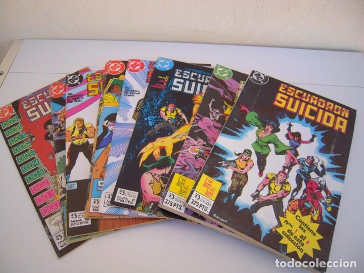 ESCUADRON SUICIDA DEL 1 AL 15 DOS TOMOS RETAPADOS EL RESTO SUELTOS DE EDICIONES ZINCO (Tebeos y Comics - Zinco - Retapados)