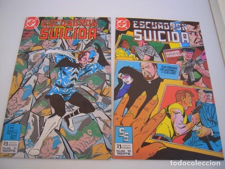 Cómics: escuadron suicida del 1 al 15 dos tomos retapados el resto sueltos de ediciones zinco - Foto 4 - 236338220
