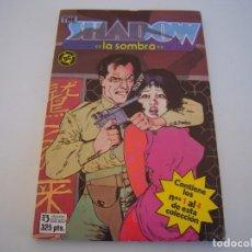 Cómics: THE SHADOW DEL 1 AL 4 RETAPADO DE EDICIONES ZINCO. Lote 236338585