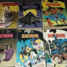 Cómics: LOTE DE 53 COMICS BATMAN AÑO PRIMERA EDICION COLECCIÓN ESPECIAL VERANO UN LUGAR SOLITARIO PARA MORIR. Lote 236806475