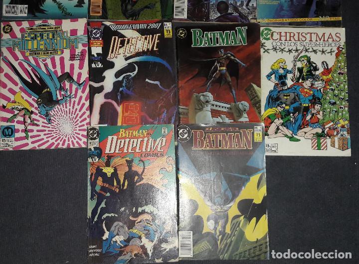 Cómics: LOTE DE 53 COMICS BATMAN AÑO PRIMERA EDICION COLECCIÓN ESPECIAL VERANO UN LUGAR SOLITARIO PARA MORIR - Foto 5 - 236806475