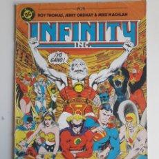 Cómics: INFINITY INC. NUM 7. ED ZINCO. Lote 236874935