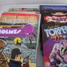 Cómics: LOTE DE 20 NUMEROS CASI TODOS TAPA DURA FOTOS DE TODOS. Lote 236894945