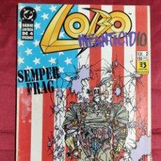 Fumetti: LOBO. INFANTICIDIO . Nº 2 DE 4. EDICIONES ZINCO. Lote 237013630