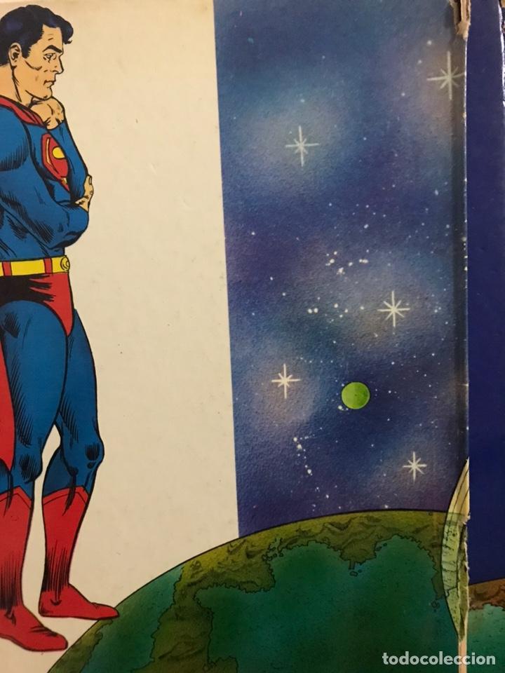 Cómics: LOTE SUPERMAN EL LIBRO - TOMO 1 Y 2 - COMIC LAIDA MARVEL - Foto 4 - 179331510