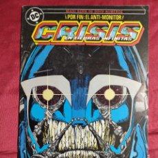 Cómics: CRISIS EN TIERRAS INFINITAS . Nº 6. EDICIONES ZINCO. Lote 237018925