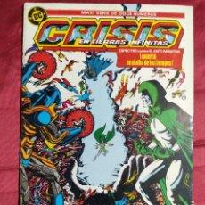 Cómics: CRISIS EN TIERRAS INFINITAS . Nº 10. EDICIONES ZINCO. Lote 237019000