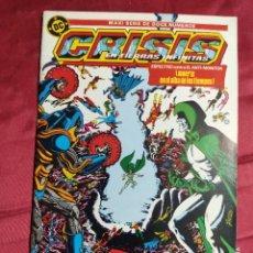 Cómics: CRISIS EN TIERRAS INFINITAS . Nº 10. EDICIONES ZINCO. Lote 237019170