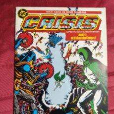 Cómics: CRISIS EN TIERRAS INFINITAS . Nº 10. EDICIONES ZINCO. Lote 237019215