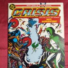Cómics: CRISIS EN TIERRAS INFINITAS . Nº 10. EDICIONES ZINCO. Lote 237019265