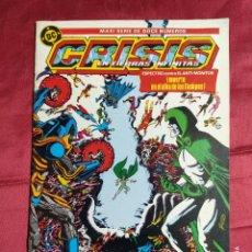 Cómics: CRISIS EN TIERRAS INFINITAS . Nº 10. EDICIONES ZINCO. Lote 237019395
