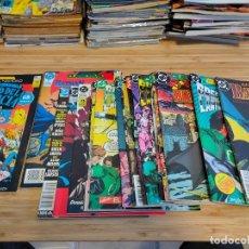 Cómics: CLASICOS DC 1 AL 17 MAS ESPECIAL NAVIDAD ZINCO BATMAN GREEN LANTERN. Lote 237022645