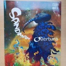 Cómics: SANDMAN: OBERTURA - GRAPA... MUY DIFICIL!!!!. Lote 237029825
