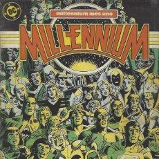 Cómics: MILLENNIUM COMPLETA - 8 NºS - MUY BUEN ESTADO !!. Lote 237083790