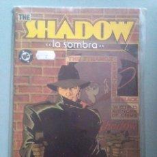 Cómics: THE SHADOW LA SOMBRA 1. Lote 237124725
