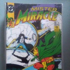 Cómics: MISTER MIRACLE 3. Lote 237126920