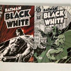 Cómics: BATMAN BLACK AND WHITE. EDICIONES ZINCO.. Lote 237127080