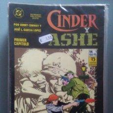 Cómics: CINDER Y ASHE 1. Lote 237127940