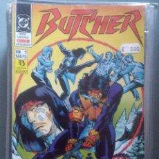 Cómics: BUTCHER 1. Lote 237128280