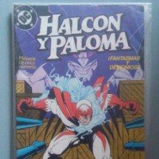 Cómics: HALCON Y PALOMA 1-ZINCO. Lote 237133570