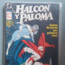 Cómics: HALCON Y PALOMA 2-ZINCO. Lote 237133670