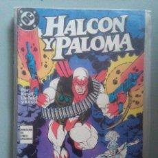 Cómics: HALCON Y PALOMA 4-ZINCO. Lote 237133765