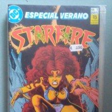 Cómics: STARFIRE ESPECIAL VERANO-ZINCO. Lote 237134275