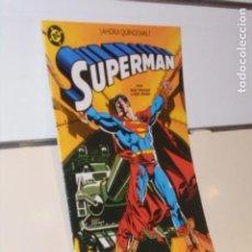 Cómics: SUPERMAN Nº 9 - ZINCO. Lote 237153600