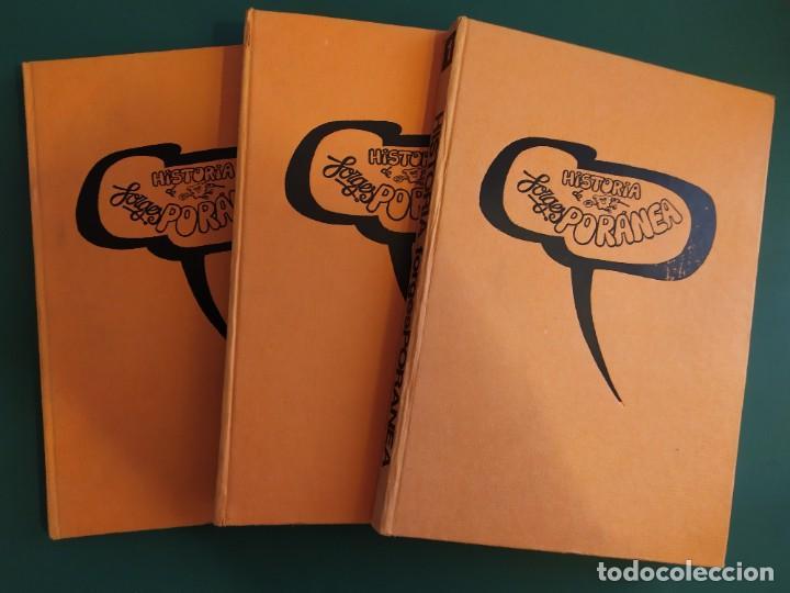 """Cómics: """"Historia (de Aquí) Forgesporánea"""" - (3 tomos)- Forges, Ediciones Zinco-Procomic,S.A., 1983 -1ª ed. - Foto 2 - 237311755"""