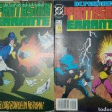 Cómics: DC PREMIERE: EL FANTASMA ERRANTE: COMPLETA EN 2 NUMEROS: MIKE MIGNOLA: ZINCO. Lote 237517500