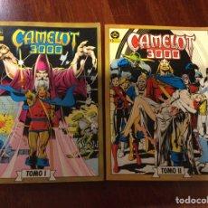 Cómics: CAMELOT 3000 RETAPADOS ZINCO. Lote 237590995
